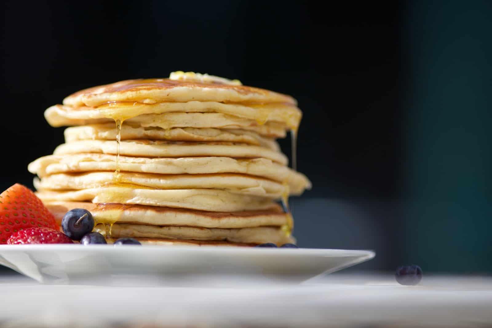 De lekkerste pancake in 4 stappen