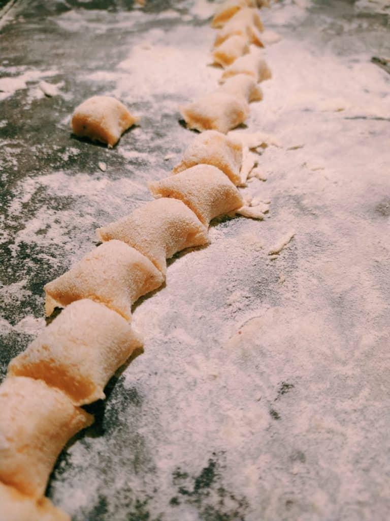Gnocchi maak je zelf in 6 stappen